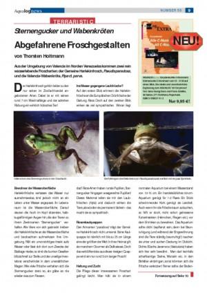 thumbnail of Abgefahrene Froschgestalten