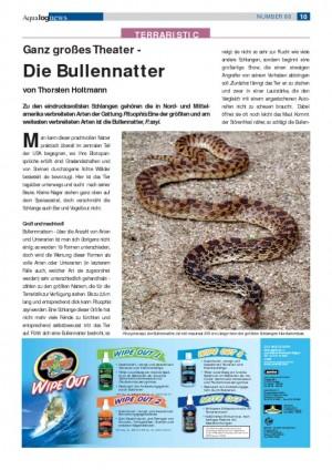 thumbnail of Die Bullennatter